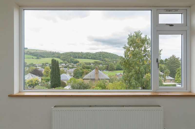 Views from the sitting room