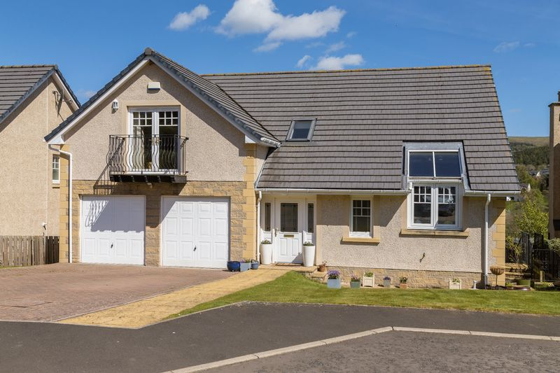 20 Wedale View, Stow