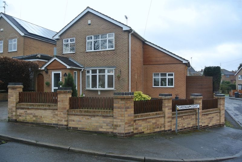 Detached House for sale in Cardinal Court, Sutton-In-Ashfield, NG17 5JN