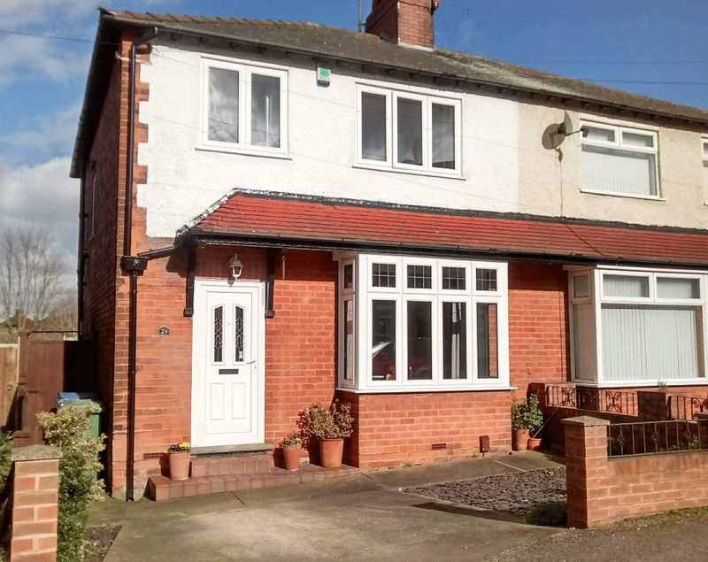 3 Bedrooms Semi Detached House for sale in Berry Hill Lane, Mansfield, NG18 4HB
