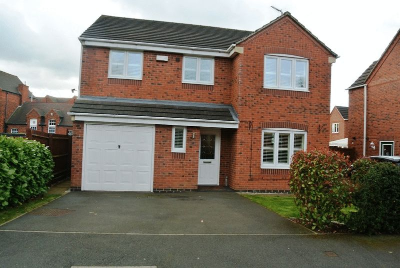 4 Bedrooms Detached House for sale in 18 Lindley Avenue, Sutton in Ashfield