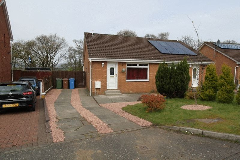 1 Bedroom Semi Detached House for sale in Glenbuck Avenue, Glasgow