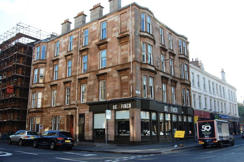 1 Bedroom Flat for sale in Derby Street, Glasgow