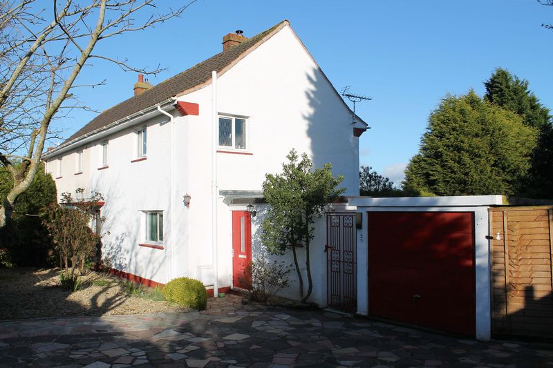 3 Bedrooms Semi Detached House for sale in Severn Road, Portishead