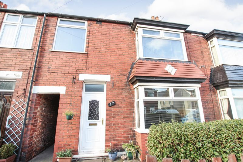 3 Bedrooms Terraced House for sale in Marina Avenue, Redcar