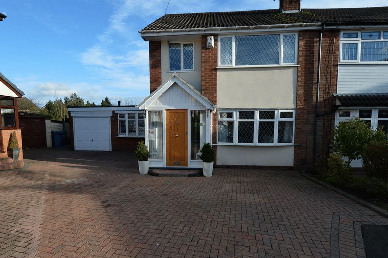 3 Bedrooms Semi Detached House for sale in Thurston Close, Unsworth, Bury