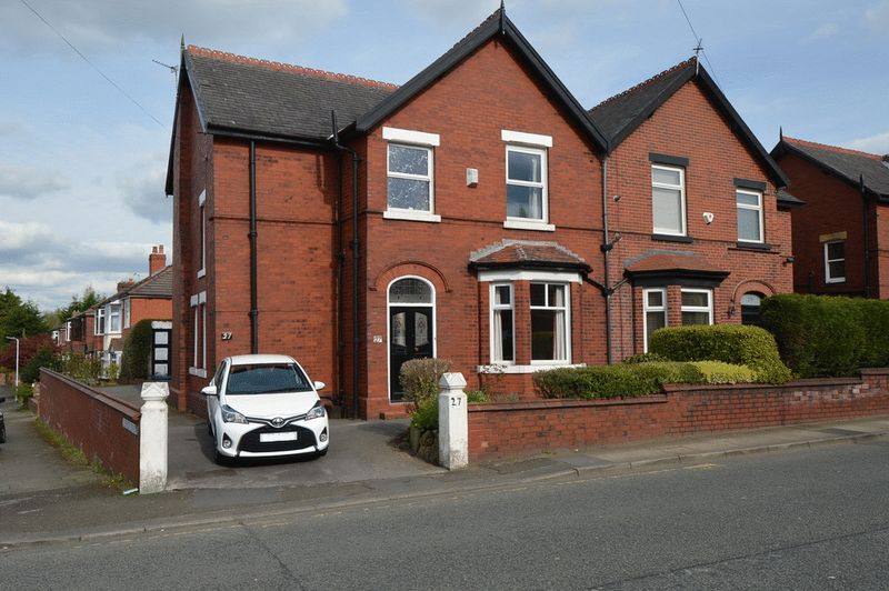 3 Bedrooms Semi Detached House for sale in Dales Lane, Whitefield, Manchester
