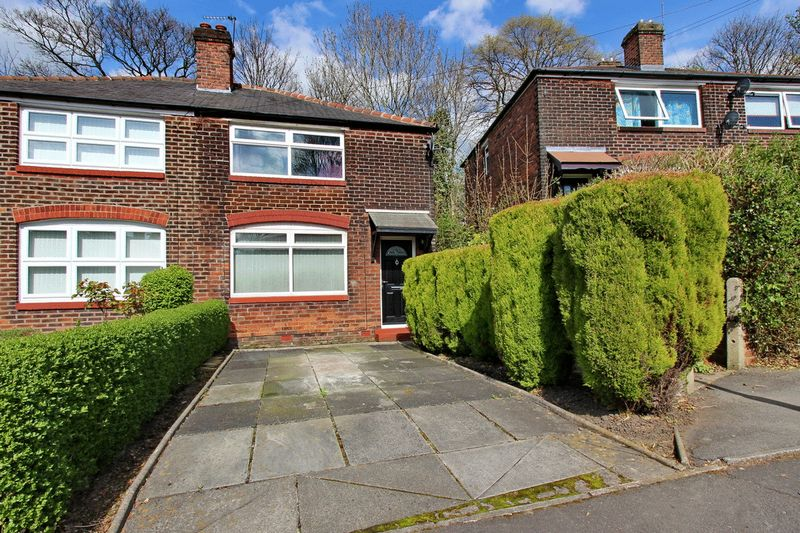 2 Bedrooms Semi Detached House for sale in High Bank Crescent, Prestwich, Manchester