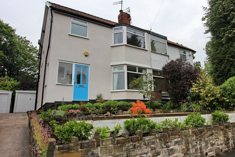 3 Bedrooms Semi Detached House for sale in St Anns Road, Prestwich, Manchester