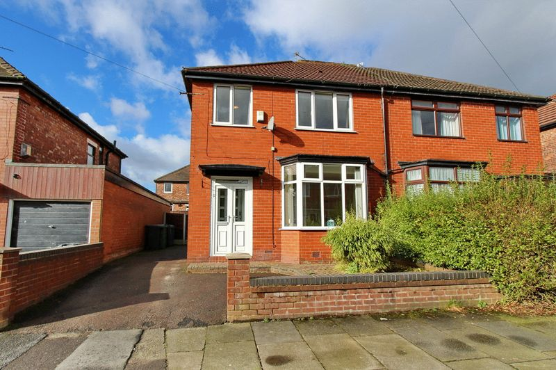 3 Bedrooms Semi Detached House for sale in Oldfield Road, Prestwich, Manchester