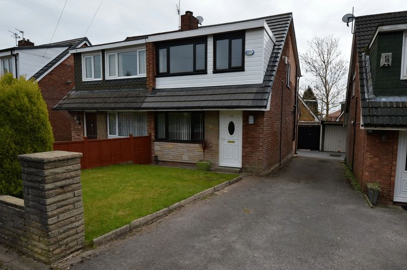 3 Bedrooms Semi Detached House for sale in Lily Hill Street, Whitefield, Manchester