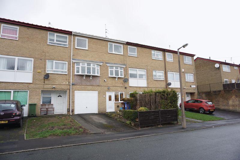 3 Bedrooms Terraced House for sale in Hodder Bank, Offerton
