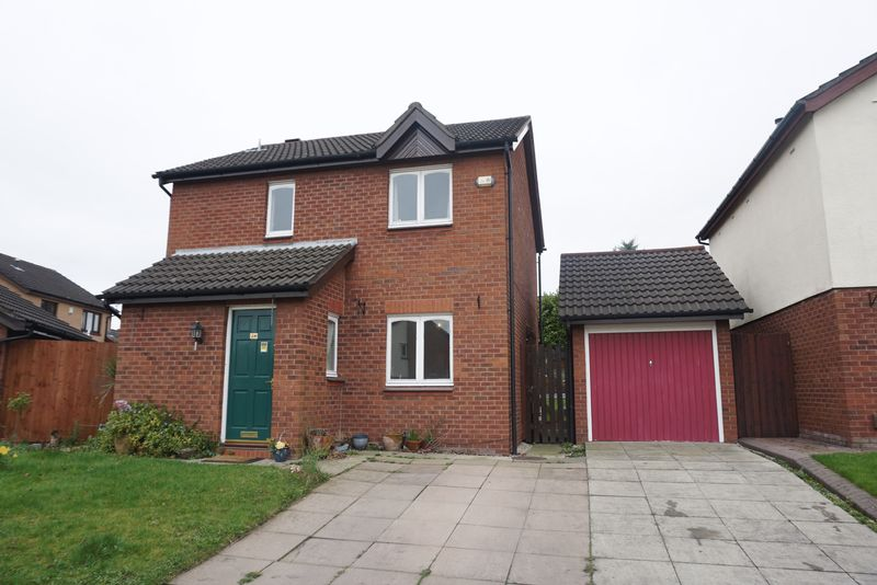 3 Bedrooms Detached House for sale in Calderbrook Drive, Cheadle Hulme