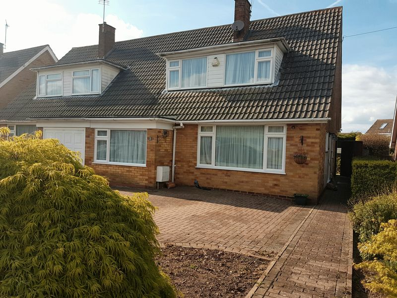 3 Bedrooms Semi Detached House for sale in STOKENCHURCH - extended & converted, three bedroom chalet style semi detached house