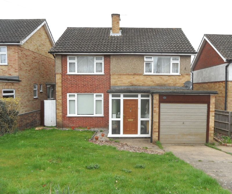 4 Bedrooms Detached House for sale in HIGH WYCOMBE - four bedroom detached house