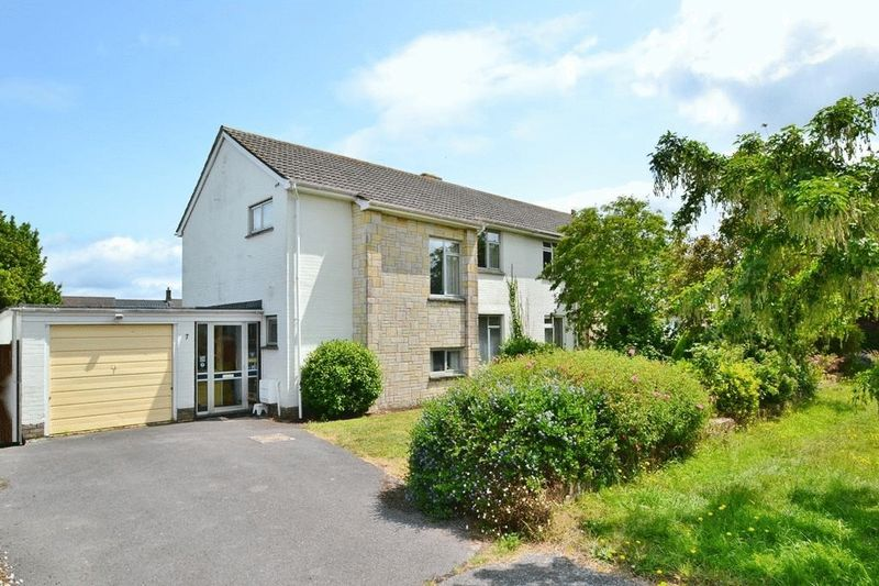3 Bedrooms Semi Detached House for sale in A 3 bedroom semi-detached house which is currently undergoing modernisation. The property is located on the edge of Town
