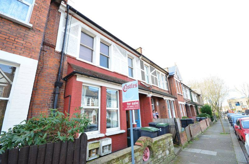 1 Bedroom Flat for sale in Manchester Road N15