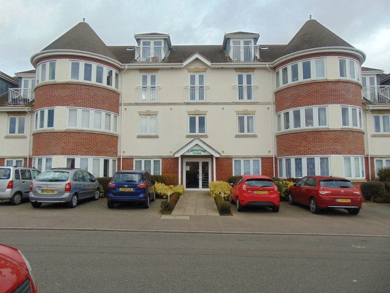 2 Bedrooms Retirement Property for sale in Flat 3, Collingwood Green, Collingwood Road, Clacton-On-Sea