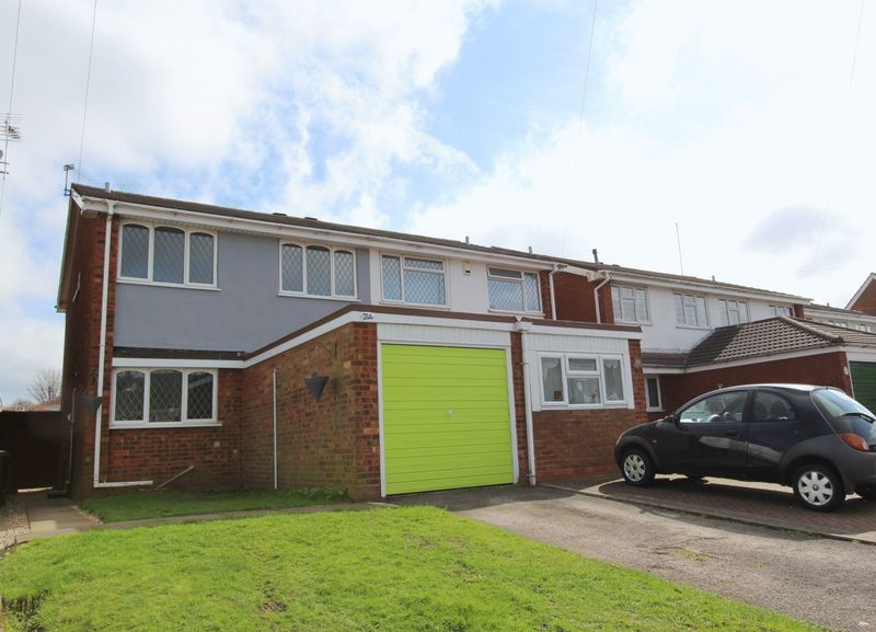 3 Bedrooms Semi Detached House for sale in Howdles Lane, Walsall