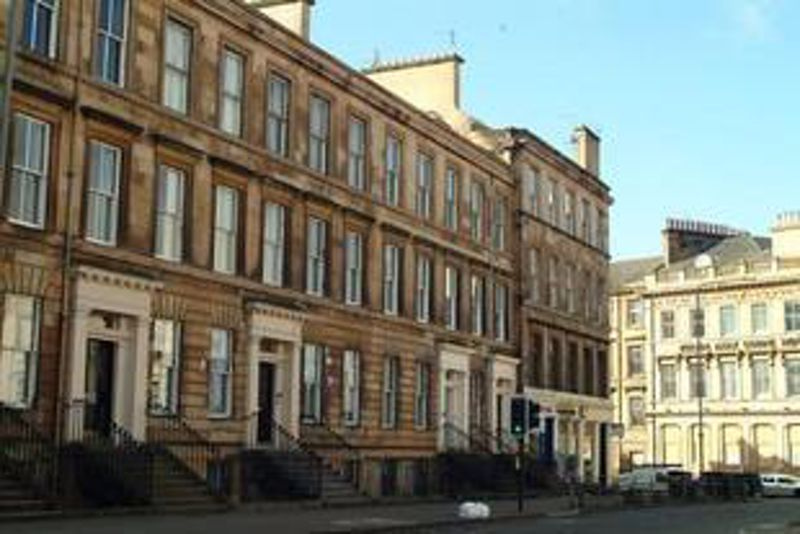 Westminster Terrace Finnieston