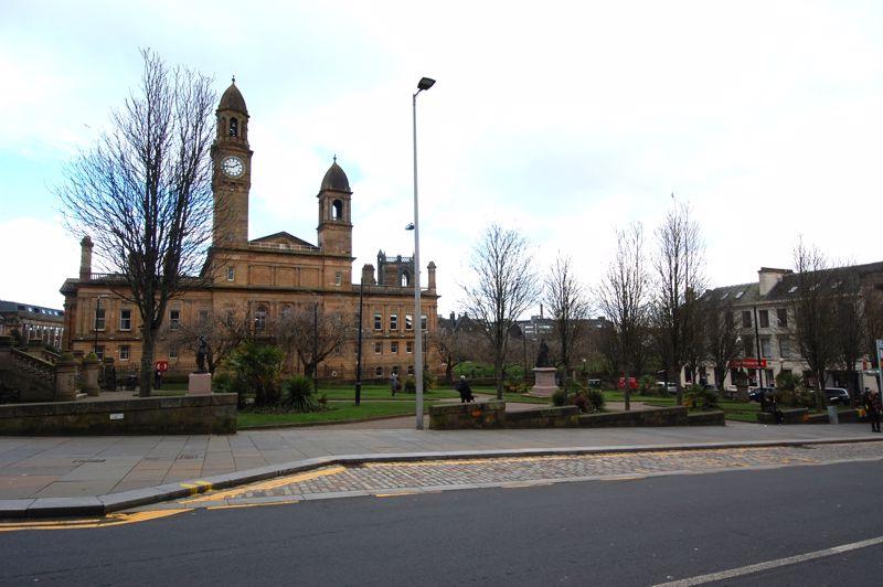 St. Mirren Street