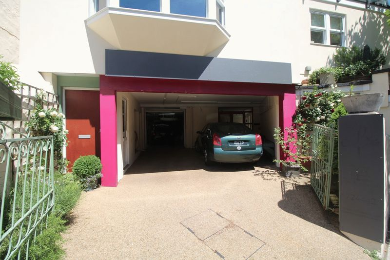 Coombe House Garage