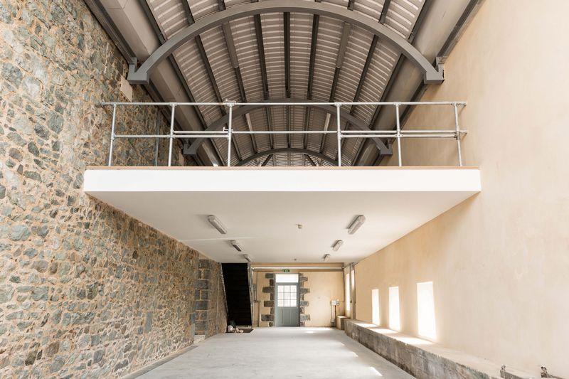 Internal Mezzanine