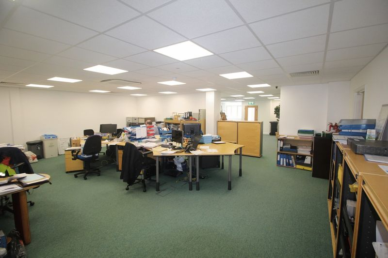 Main Office Area