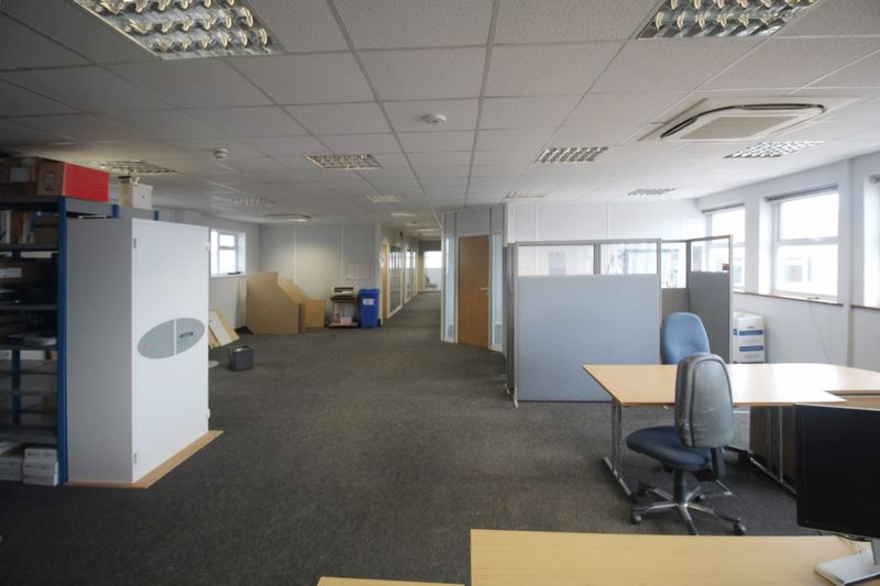 Open Plan area