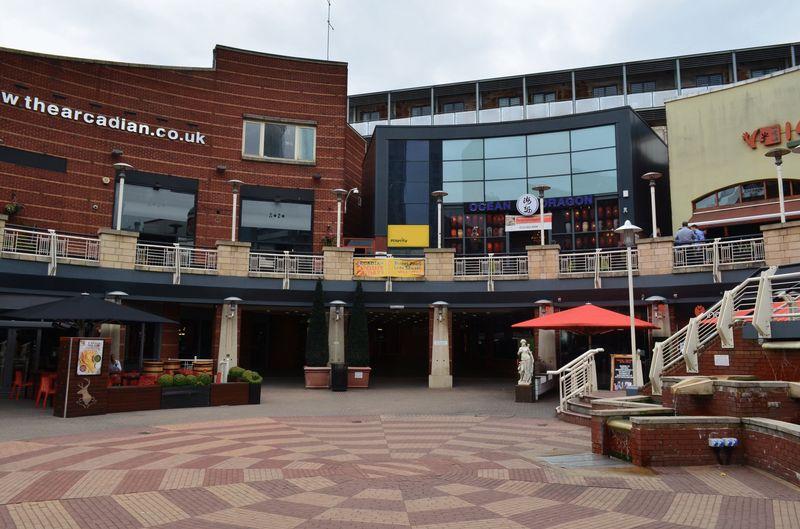 The Arcadian, Hurst Street, City Centre,...