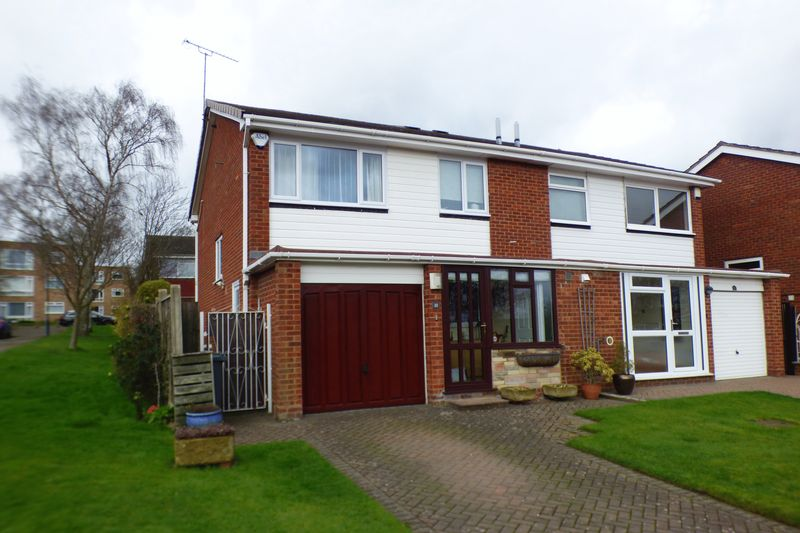 3 Bedrooms Semi Detached House for sale in Kenward Croft, Harborne
