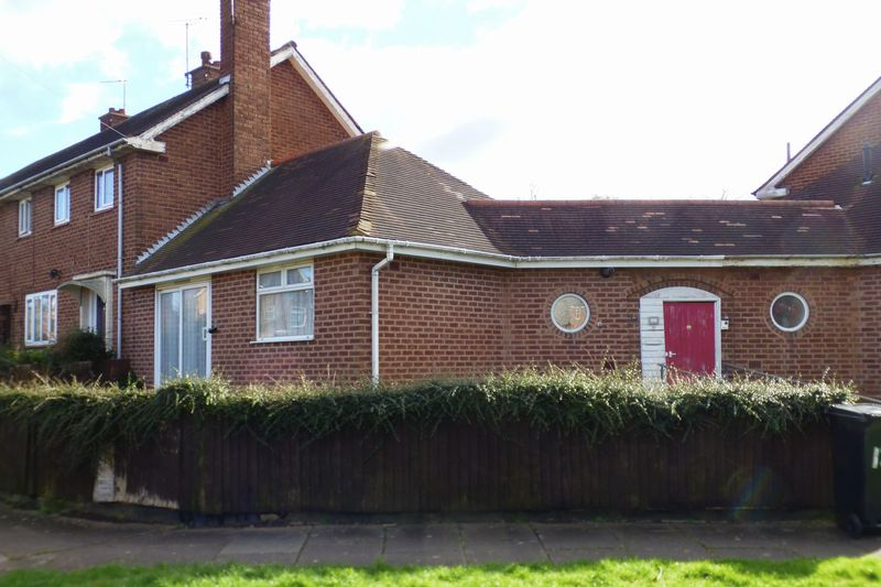 1 Bedroom Semi Detached Bungalow for sale in Brandwood Park Road, Kings Heath