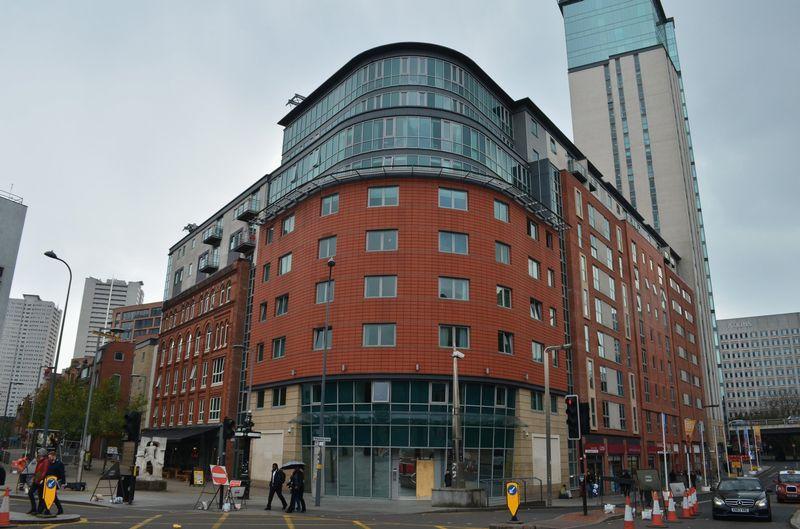 Orion Building, Navigation Street, City ...