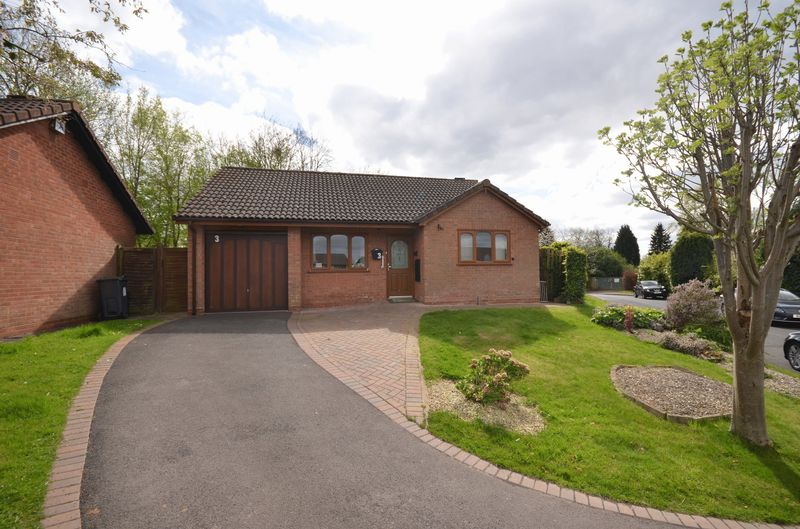 2 Bedrooms Detached Bungalow for sale in High Heath Close, Bournville