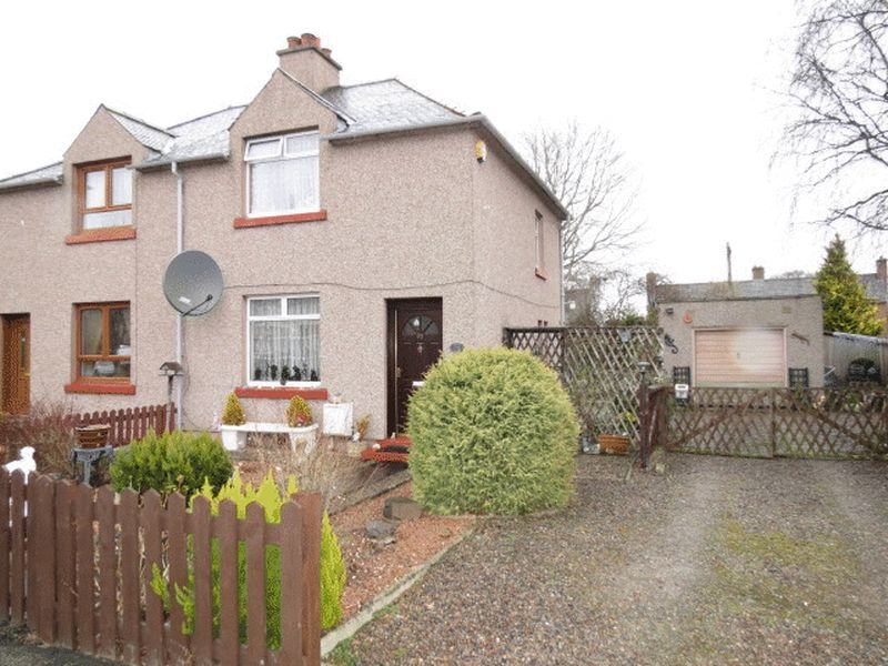 2 Bedrooms Semi Detached House for sale in Smith Avenue, Inverness