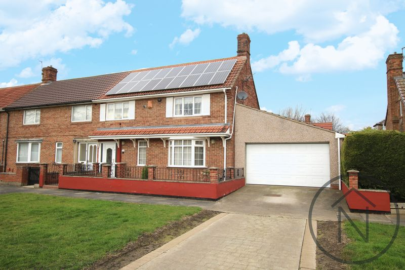 3 Bedrooms Terraced House for sale in Greville Way, Newton Aycliffe