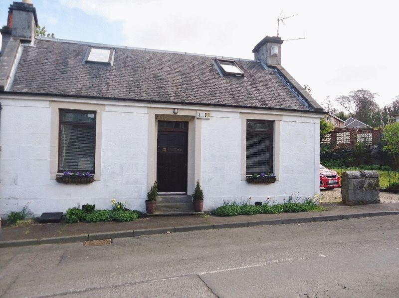 4 Bedrooms Cottage House for sale in Kirk Brae, Kincardine