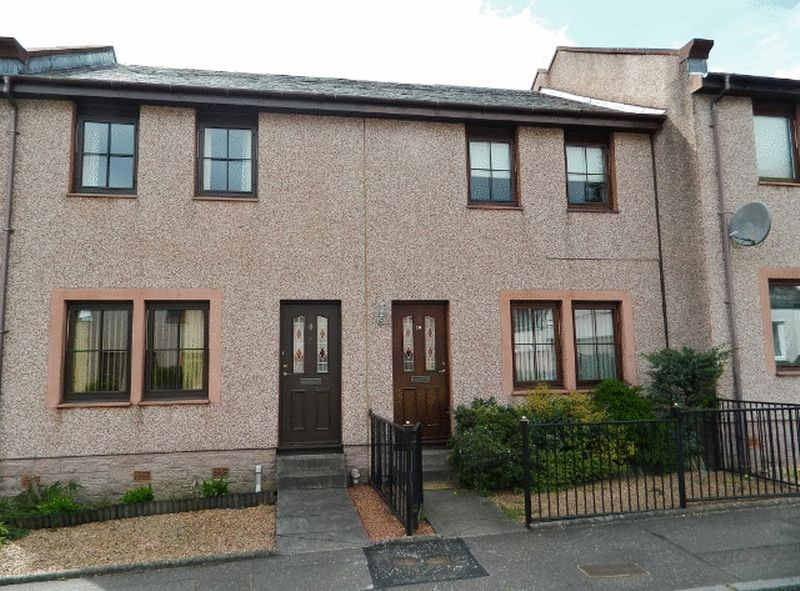 2 Bedrooms Terraced House for sale in 8 STIRLING STREET, TILLICOULTRY