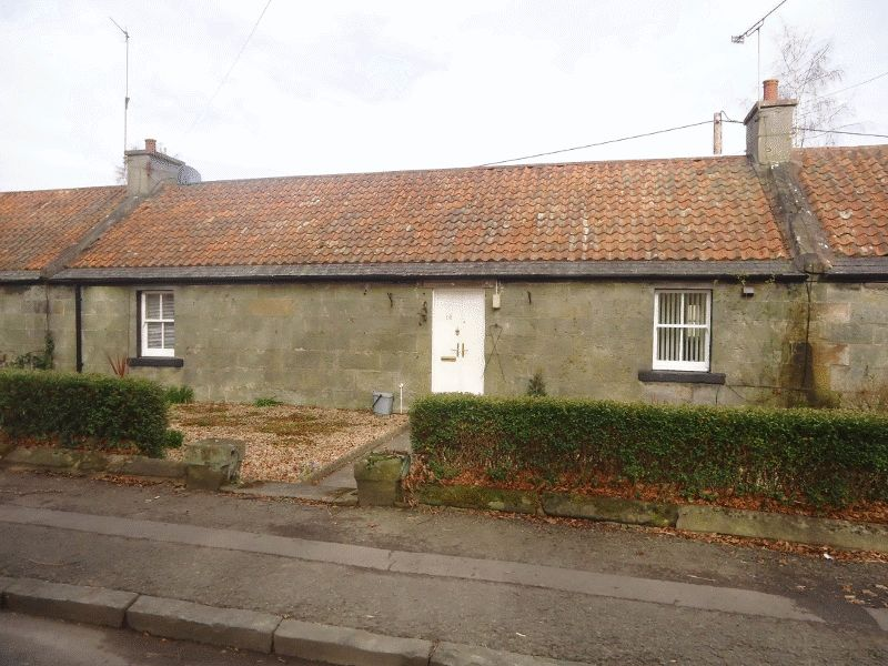 2 Bedrooms Cottage House for sale in Kennet Village, Alloa