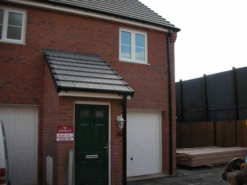 Chippenham. A Two Bedroom Unfurnished Co...