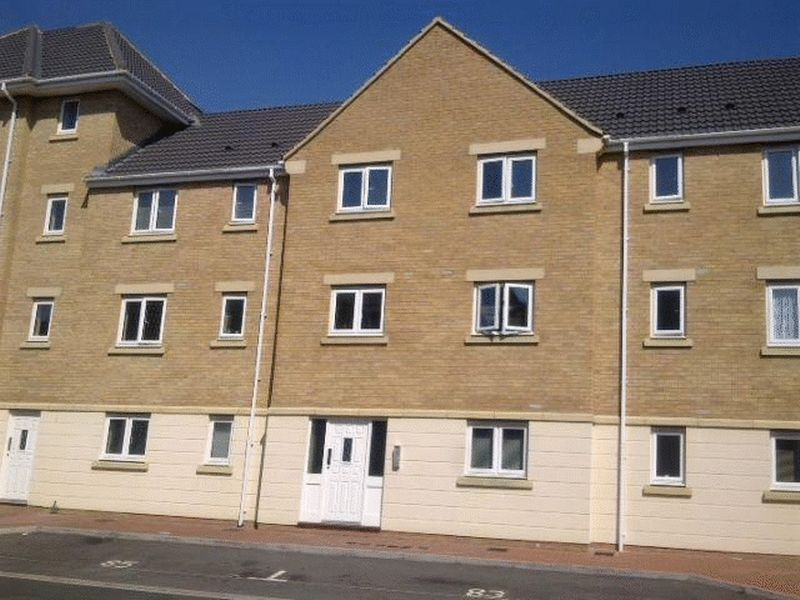 2 Bedrooms Flat for sale in Macfarlane Chase, Weston-super-Mare