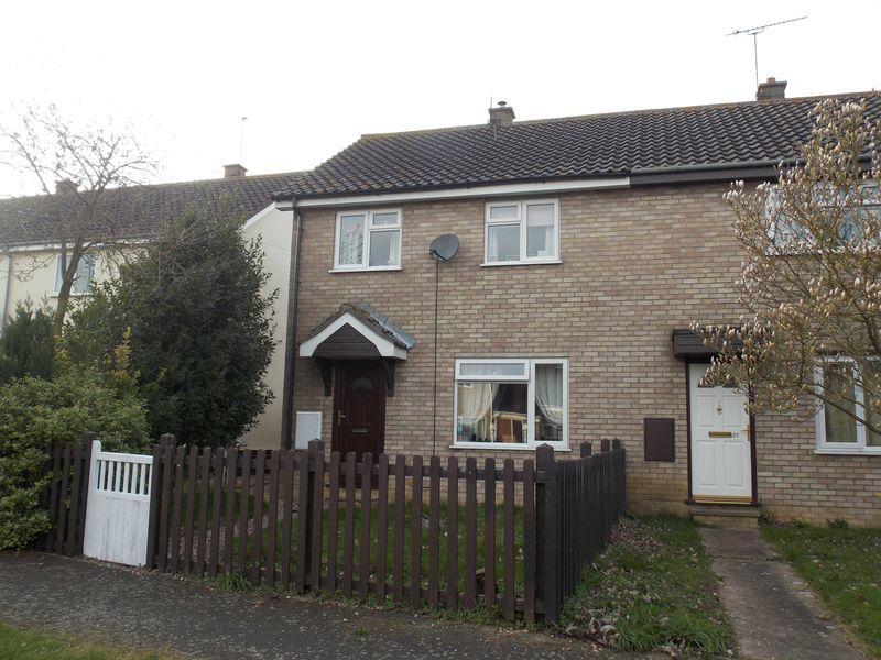 3 Bedrooms Terraced House for sale in Sturgeon Way, Stanton
