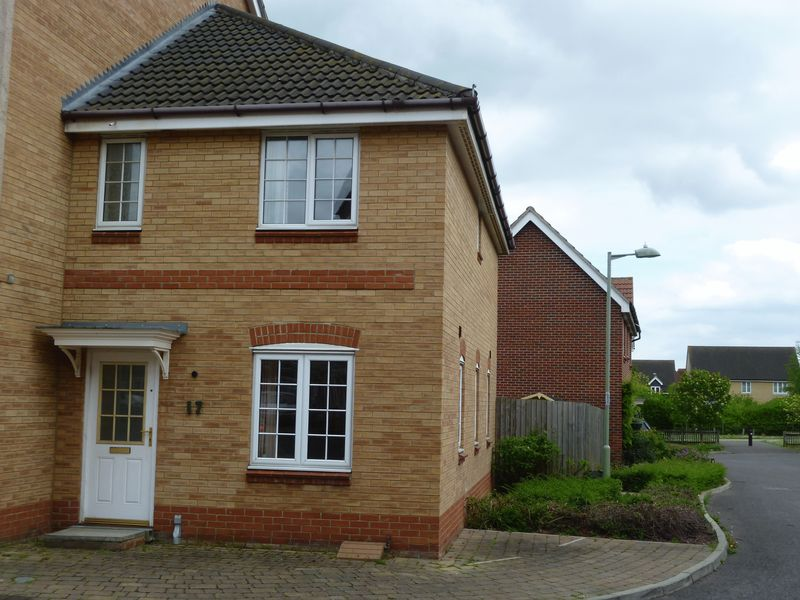 Chaffinch Road, Bury St. Edmunds, IP32