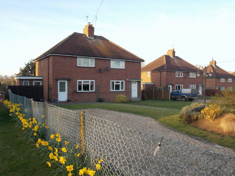 3 Bedrooms Semi Detached House for sale in Westhorpe Road, Finningham