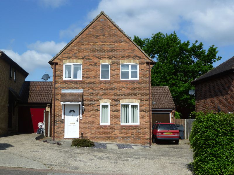 Appledown Drive, Bury St. Edmunds, IP32
