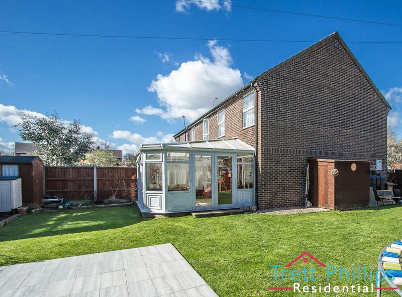 4 Bedrooms Terraced House for sale in Calthorpe Close, Stalham