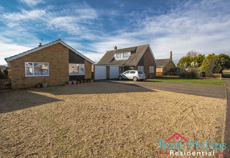 2 Bedrooms Detached Bungalow for sale in Thorn Road, Catfield