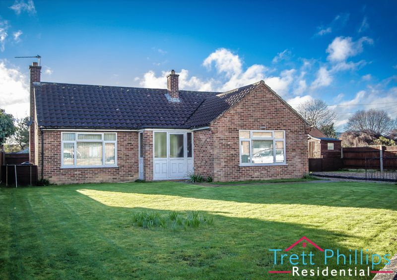 2 Bedrooms Detached Bungalow for sale in Brumstead Road, Stalham