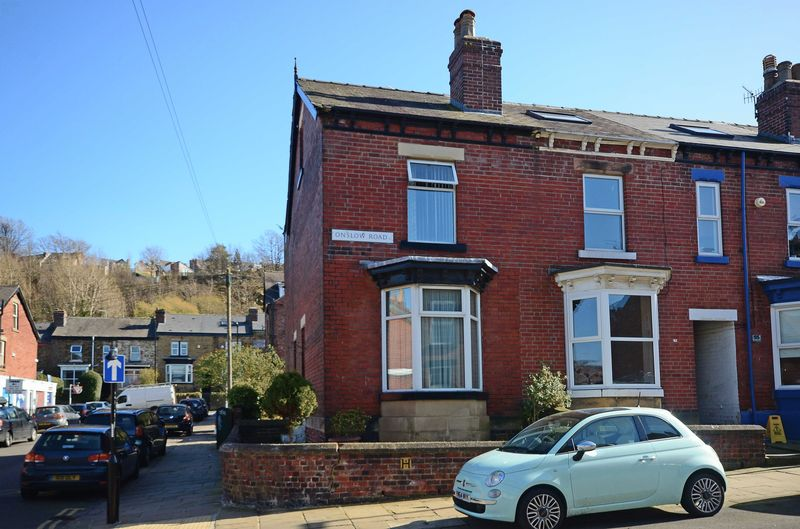 3 Bedrooms Terraced House for sale in Carrington Road, Sheffield 11