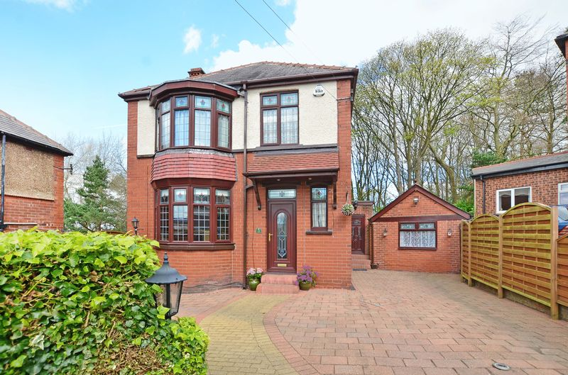 4 Bedrooms Detached House for sale in Roxton Road, Sheffield